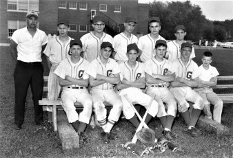 GCS 1961 Varsity Baseball 1961