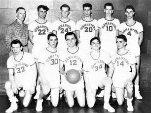 GCS  19XX  Varsity Basketball Team