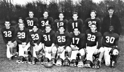 GCS 1957 Varsity Football