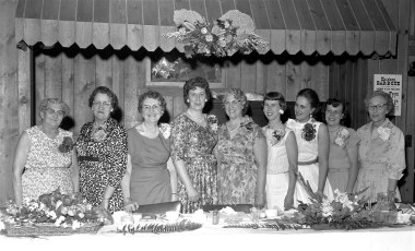 2nd Banquet of the G'town Hose Co. Ladies Aux. 1960
