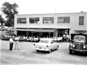 First Clambake at New Firehouse 1958 (4)