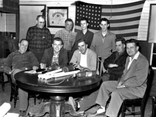 G'town Firemen 1954