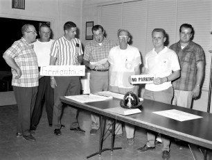 G'town Hose Co. planning for Col. Cty. Fireman's Conv. 1967 (1)