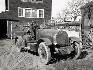 G'town Pumper 1947