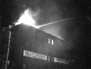 Valley Storage fire G'town March 1966 (8)