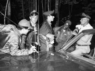 Civil Air Patrol plane search Tannersville 1967 (1)