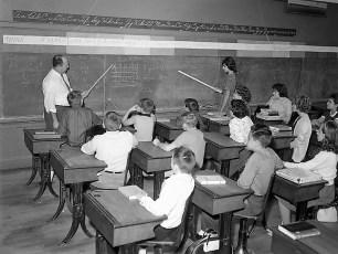 Greenport School National Education Week 1962 (2)