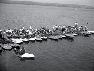 G'town Anchorage Boat Races 1947