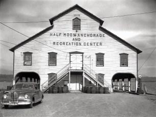 Half Moon Anchorage 1947