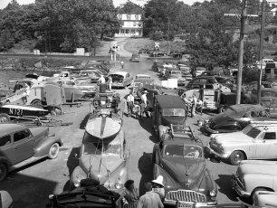 Half Moon Anchorage Regatta N. G'town 1948 (1)
