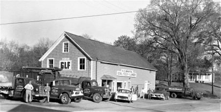 A.C. Bristol Coal, Feed & Lumber Copake 1957 (3)