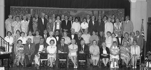 Copake Grange Banquet 1975
