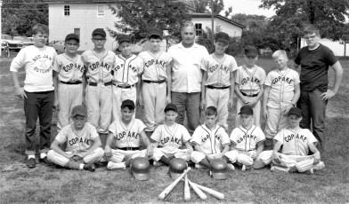 Copake Little League 1964