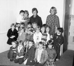 Copake Nursery School 1977