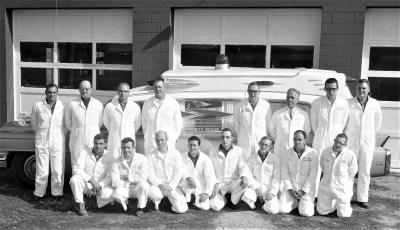Copake Rescue Squad 1963