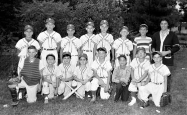 Craryville Little League 1966 (1)
