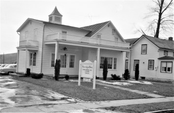 Farmers National Bank Copake Branch 1957