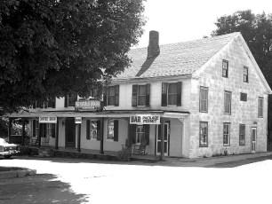 Hillsdale House, Mrs. Schneider, Owner Rt. 23 Hillsdale 1962