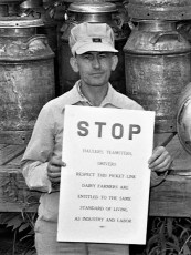 Milk Strike Red Hook & Hillsdale 1957 (1)