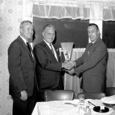 Roe-Jan Baseball Banquet at Holsapple House Copake 1964 (2)