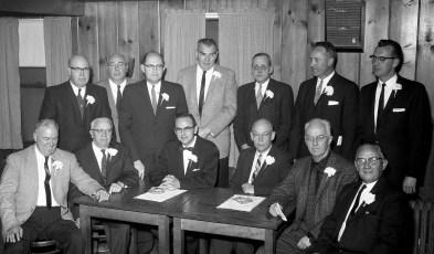Roe Jan Lions Club 1963