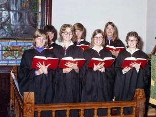 St. John's Lutheran Church 125th Anniversary Ancram 1972 (5)