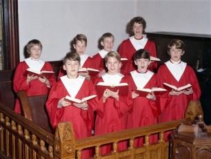 St. John's Lutheran Church 125th Anniversary Ancram 1972 (6)