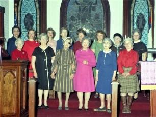 St. John's Lutheran Church 125th Anniversary Ancram 1972 (7)