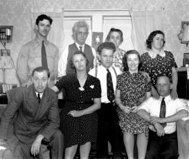 Howard & Florence's 1st Anniversary June 1939