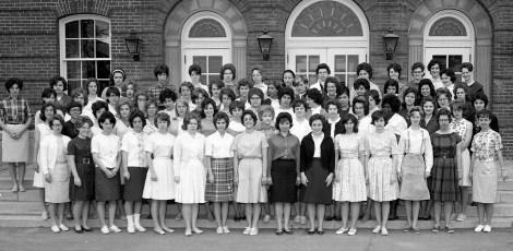 Hudson High School Class of 1963 (1)
