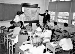 Hudson Junior High School 1957 (5)