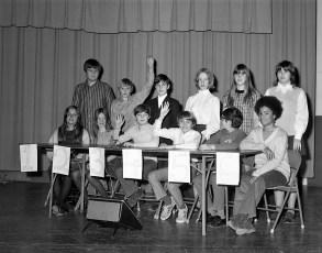 WHUC Spell It Like It Is Pre Contest Contest Hudson 85 GCS 73 1971