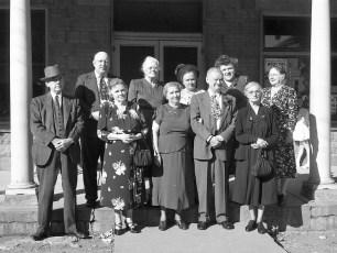 Tom Morey's birthday Morey's Hotel Tivoli 1949 (2)
