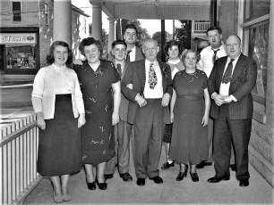 Tom Morey's birthday Morey's Hotel Tivoli 1949 (3)