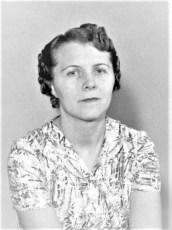 Ann Barringer 1957