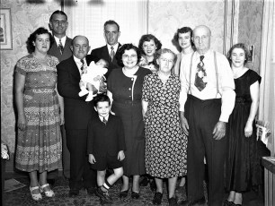 Archie & Jean Coons Family 1951