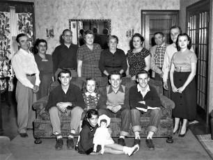 DelPozzo Family 1952