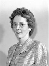 Diane Snyder 1959