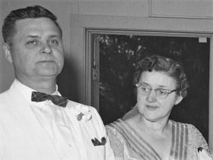 John & Nellie Gaschel 1958