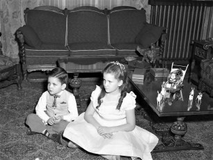Liepshutz, Linda and Alan 1952