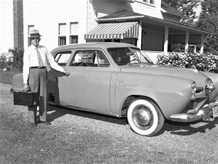 Luther Smith Clermont NY 1952