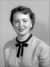 Mary Burke 1956