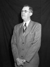 Mr Luther Fingar 1951