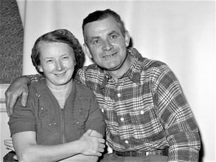 Mr & Mrs Oehlke 1953
