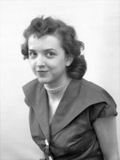 Ms. Gloria Hagadorn Red Hook 1953