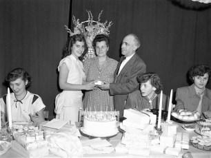 R.E. Sheffer 16th Birthday Party Linlithgo 1951 (1)