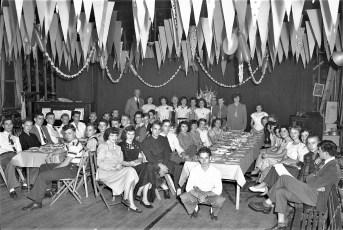 R.E. Sheffer 16th Birthday Party Linlithgo 1951 (3)