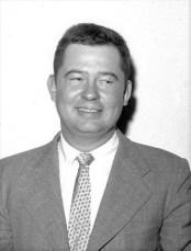 Robert Rider G'town 1958