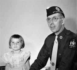 Vince & Gigi Holsapple 1956