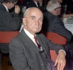Dr. John L. Edwards at Lincoln Day Dinner Feb. 19 1968
